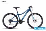 """Горный 27.5"""" велосипед GHOST Lanao 2"""