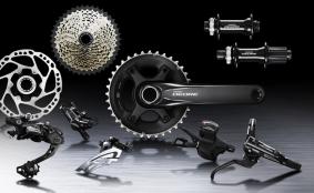 Новая серия Shimano Deore М6000   Велохаус - интернет-магазин велосипедов.  Велоаксессуары, велокомпоненты, велозапчасти. Купить велосипед Украина 08b53749aba