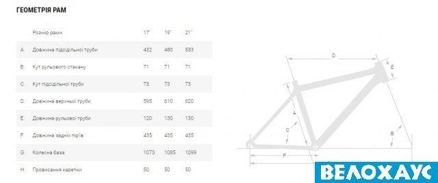 Велосипед 27,5 PRIDE XC-650 PRO 2.0