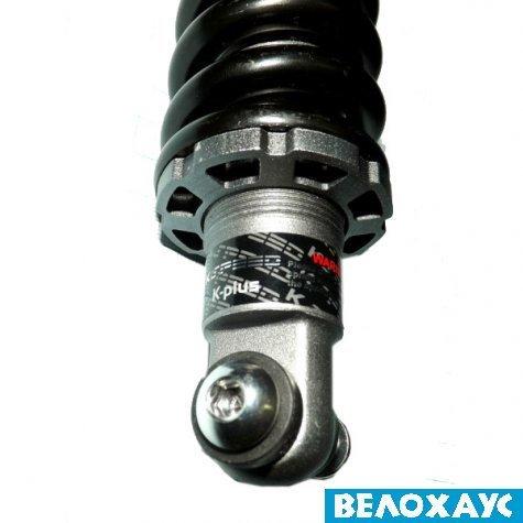 Амортизатор Kind Shock K-Plus, механический лок-аут, Длина: 165 мм