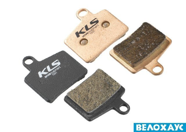 Колодки гальмівні KLS D-06 для Hayes Stroker ryde
