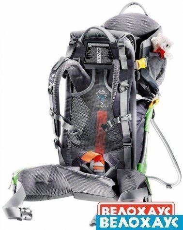Рюкзак для переноски детей Deuter Kid Comfort Air