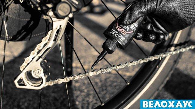 Смазка для цепи MUC-OFF E-bike WET