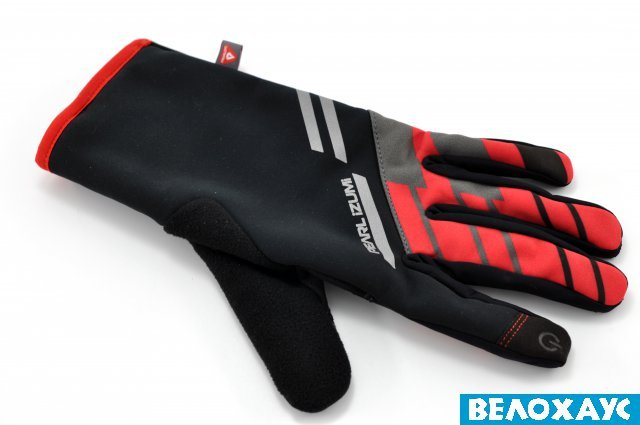 Велоперчатки для зимы Pearl Izumi PRO SOFTSHELL LITE