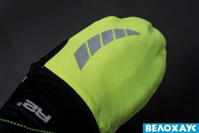 Велоперчатки для зимы R2 Cover