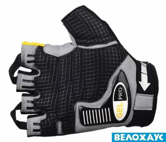Велоперчатки PowerPlay 5019-B