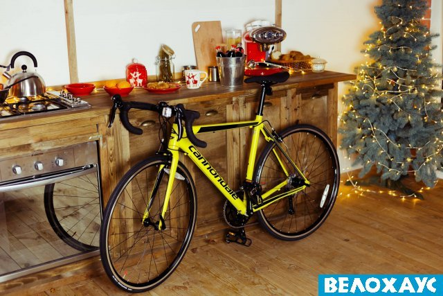Велосипед 28 Cannondale CAAD Optimo Sora
