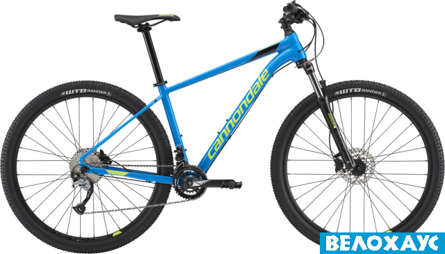 Велосипед 29 Cannondale Trail 6 29ER
